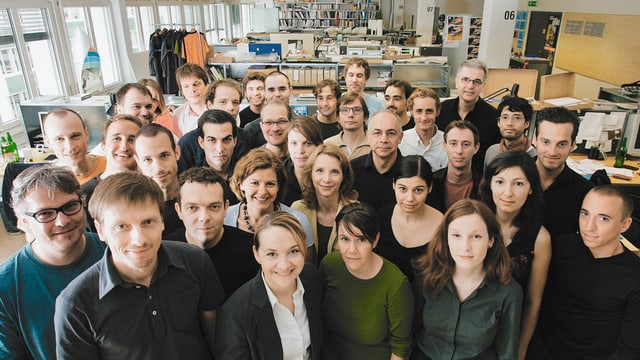 Video «Folge 8: Nose - Die Designagentur mit Teampower» abspielen