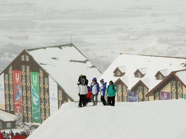 In der osttürkischen Stadt Erzurum fand 2011 bereits die Universiade statt.