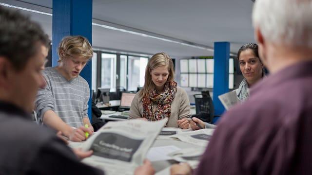 Tagblatt-Redaktion
