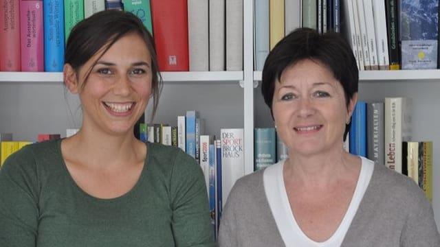 Silvana Derungs e Anna-Alice Dazzi