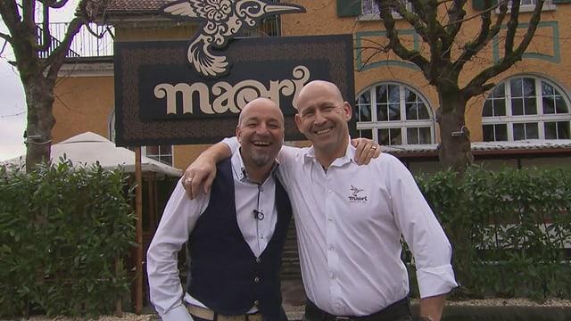 Video «Stadt Zürich – Tag 2 – Restaurant Maori, Schlieren» abspielen