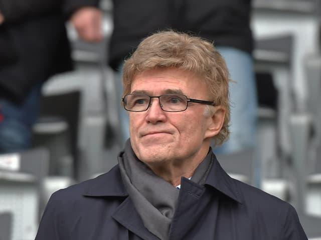 DFB-Chefscout Urs Siegenthaler.