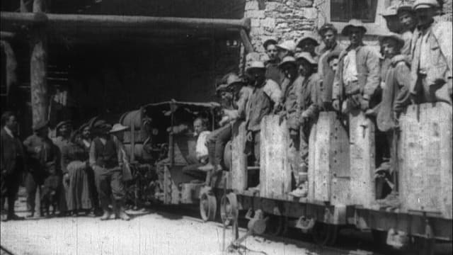 Video «Gotthard - Das Jahrhundertbauwerk» abspielen