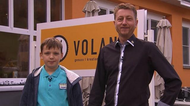 Video «Kinder-Spezial – Tag 5 – Bäckerei Voland, Steg» abspielen