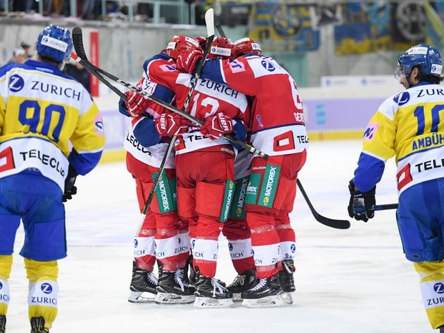 Rapperswil jubelt im Cupfinal