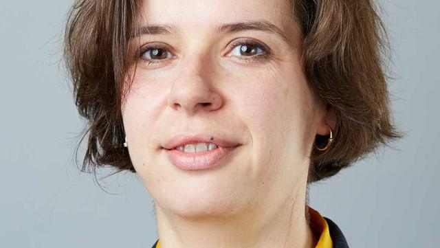 Porträt von Doris Bianchi.