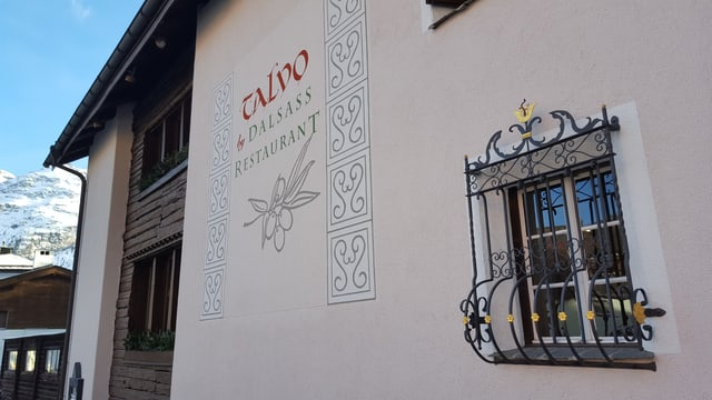 Il restaurant 'Talvo by Dalsass' a Champfèr, enconuschent per ina cuschina dad aut nivel