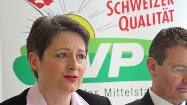 Franziska Roth, Kandidatin für die Regierung