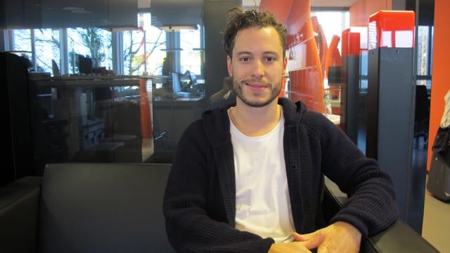Audio «Interview Stefan Rusconi (13.12.2013)» abspielen