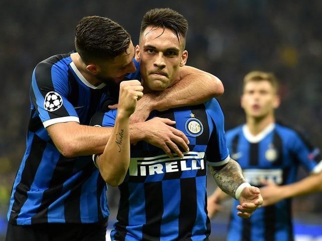 Gruppe F - Trotz starkem Bürki: Inter schlägt Dortmund