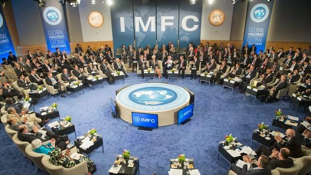 La runda da la banca mundiala.