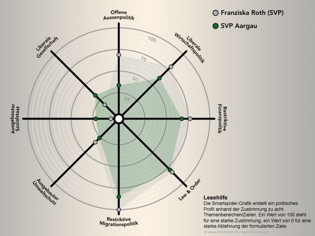 Smartspider von Franziska Roth