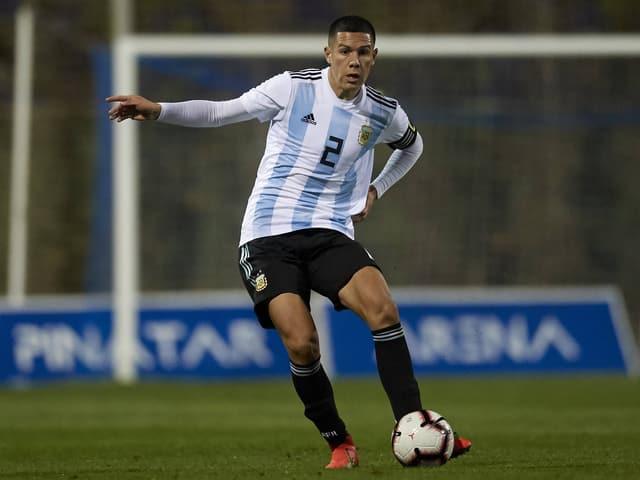 Nehuen Perez aus Argentinien