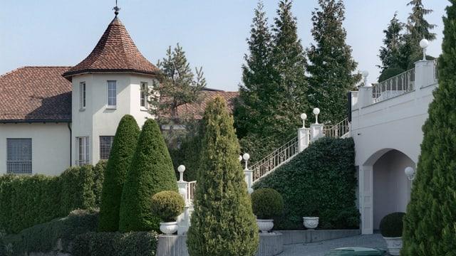 Villa in Wollerau Kanton Schwyz.