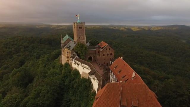 Video «Tatorte der Reformation: Entführt auf die Wartburg (1/8)» abspielen