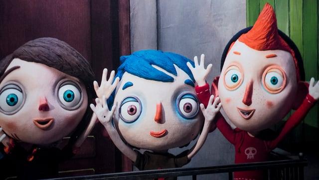 Figuren aus dem Film