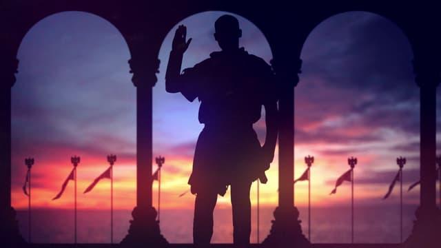 Video «Im Lauf der Zeit: Adrianopel - Römer gegen Goten (7/12)» abspielen