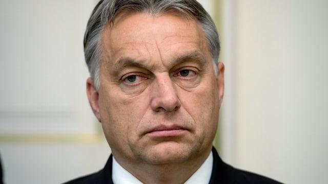 Ungarns Präsident Viktor Orban.