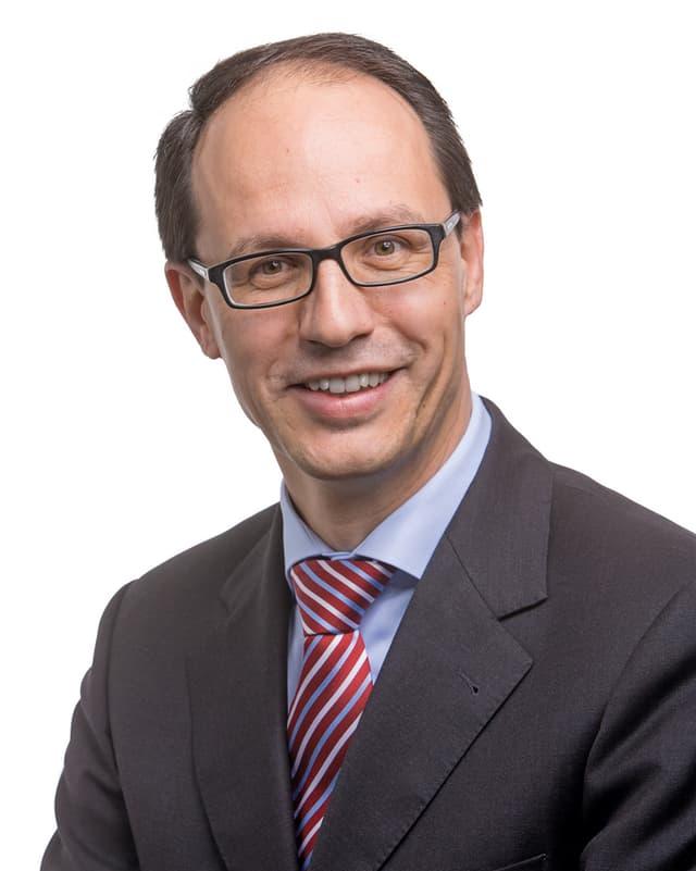 Porträt Marc Mächler