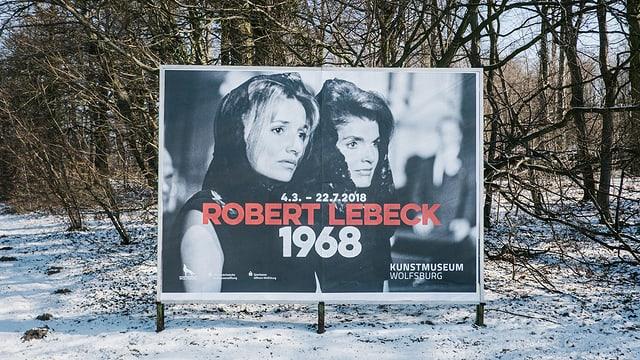 Ausstellung: «Robert Lebeck - 1968»