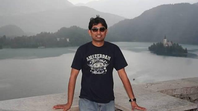 Rustam aus Dehli, Indien