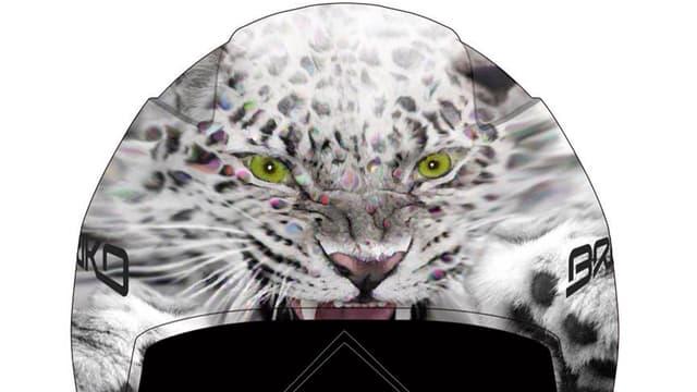 Lindsey Vonns geplantes Helmdesign an den Olympischen Spielen