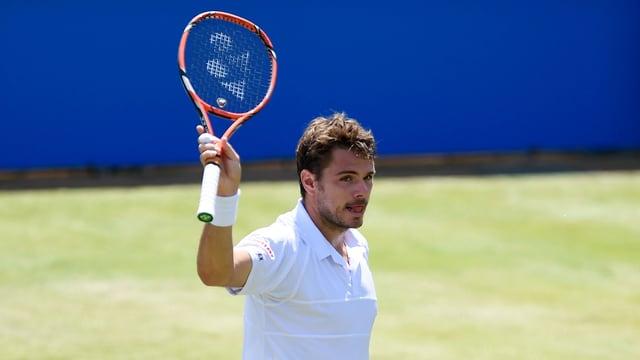 il giugader da tennis svizzer Stan Wawrinka