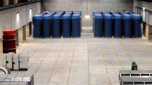 deposit nuclear
