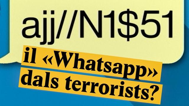 """Laschar ir video «L'app """"Telegram"""": Il """"Whatsapp"""" dals terrorists?»"""