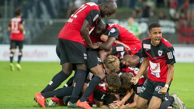 FC Aarau.