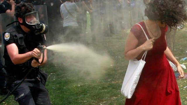Video «Türkei in Aufruhr» abspielen