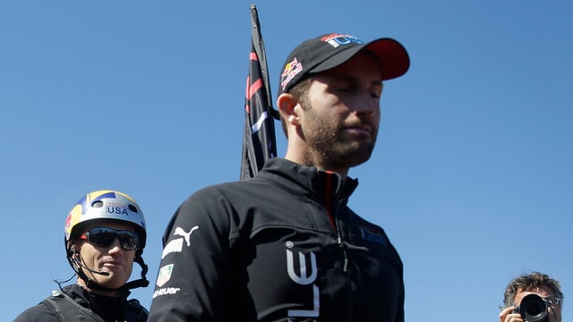 Oracle-Taktiker Sir Ben Ainslie.