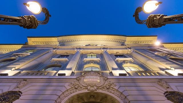 SNB-Gebäude in Bern.