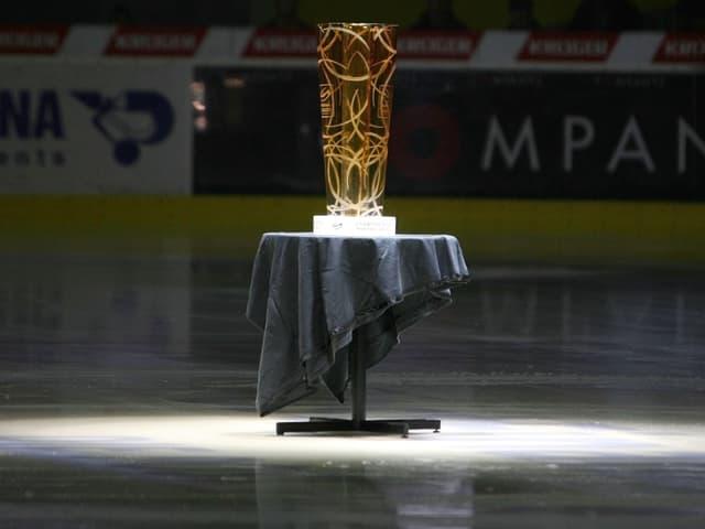 Eishockey-Trophäe