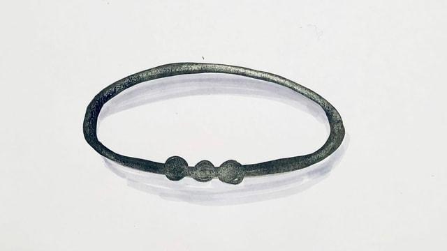 Zeichnung eines Armbands