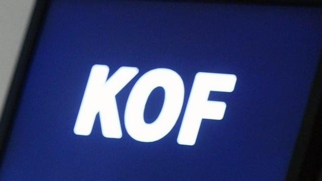 Il logo dal KOF d'ina presentaziun.
