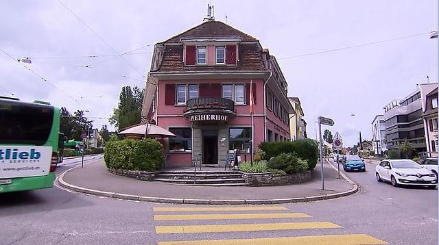 Video «Stadt Basel – Tag 2 – Restaurant Weiherhof, Basel» abspielen