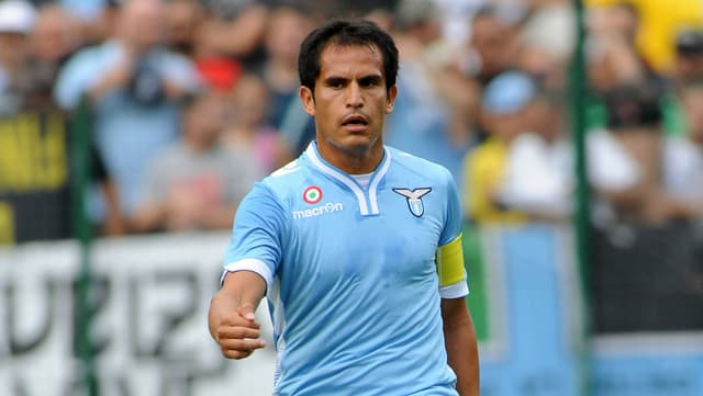 Cristian Ledesma (hier im Lazio-Dress).