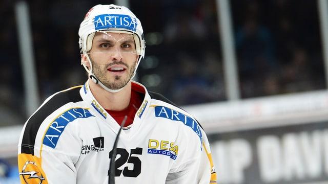 Maxim Lapierre auf dem Eis.