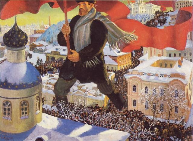 Lebensgefährlich: Isaak Babel interessierte sich zu Stalins Zeit für den Bolschewismus.