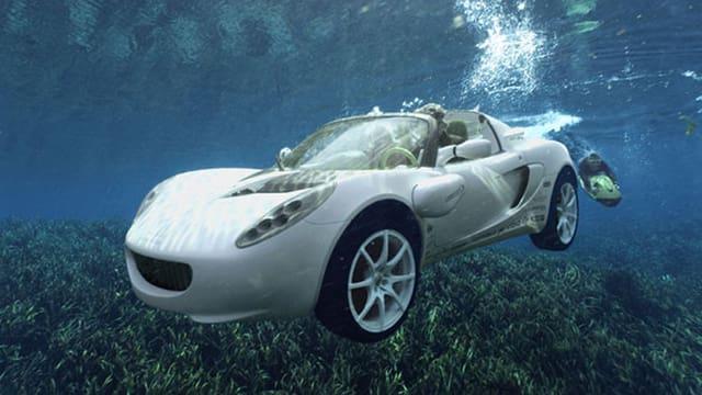 Video «Monika Kaelin, extravagante Concept Cars & Winterreifen» abspielen