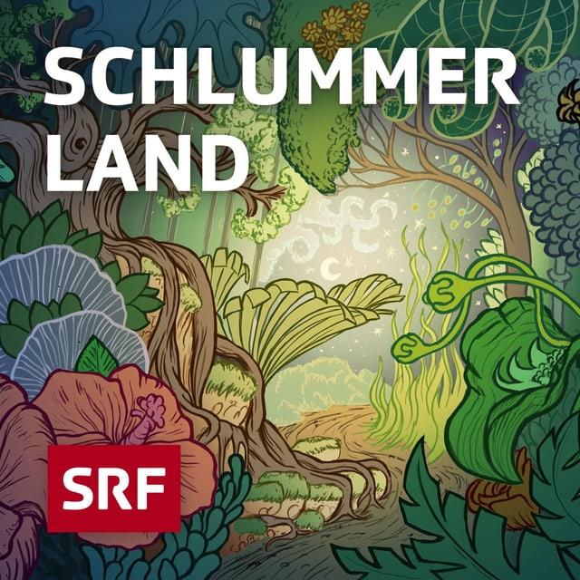 """Podcast-Bild von """"Schlummerland"""""""