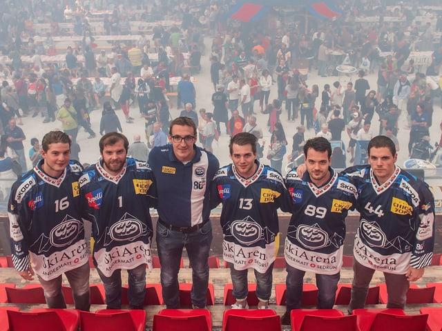 Zwerger, Conz, Cereda, Müller, Schirjajew, Plastino