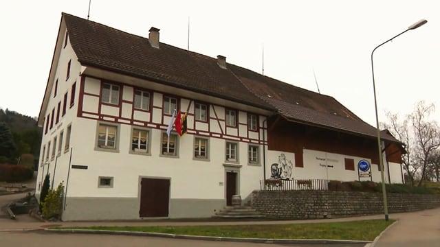 Video «Kanton Zürich – Tag 2 – Restaurant Frohsinn, Dänikon» abspielen