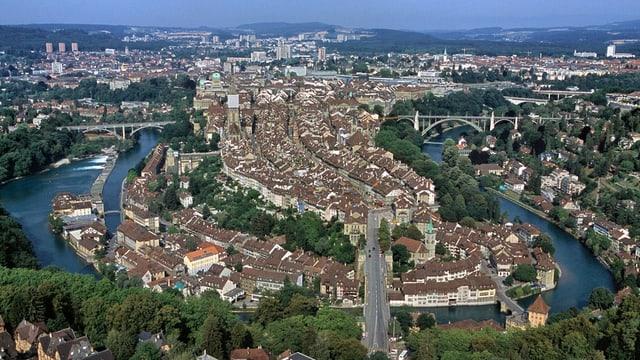 Stadt Bern hat Budget 2015 für die Volksabstimmung bereit.