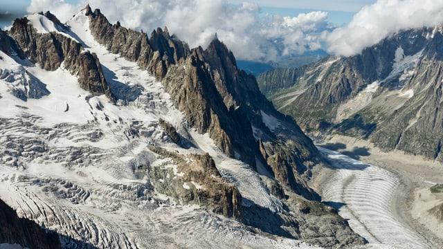 Mont-Blanc-Massiv