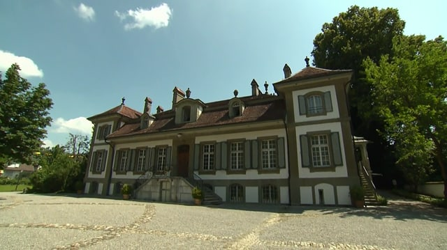 Video «Kanton Bern – Tag 2 – Schloss Bümpliz, Bern» abspielen