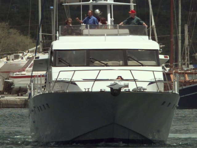Juan Carlos Jacht «Fortuna»