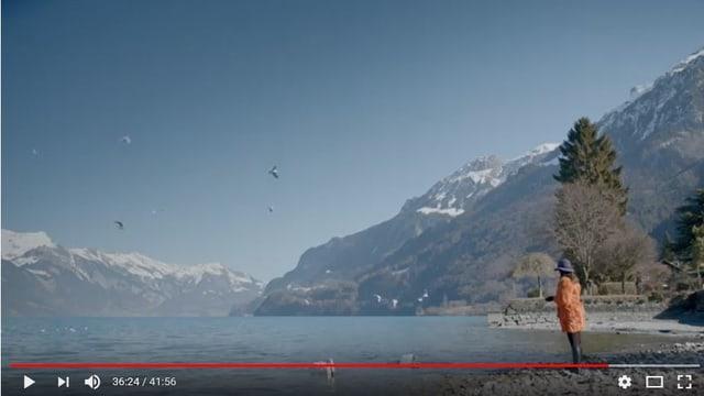 Aus der Soap «Galbi Maai»: Arabische Zuschauer lernen durch die Soap die Schweiz als mögliches Reiseziel kennen