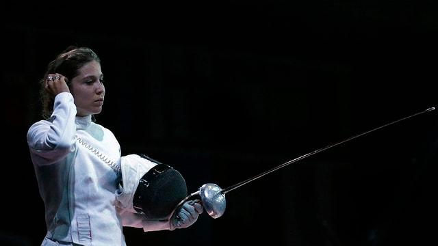 Tiffany Géroudet konnte bei der EM in Zagreb die Erwartungen nicht erfüllen.